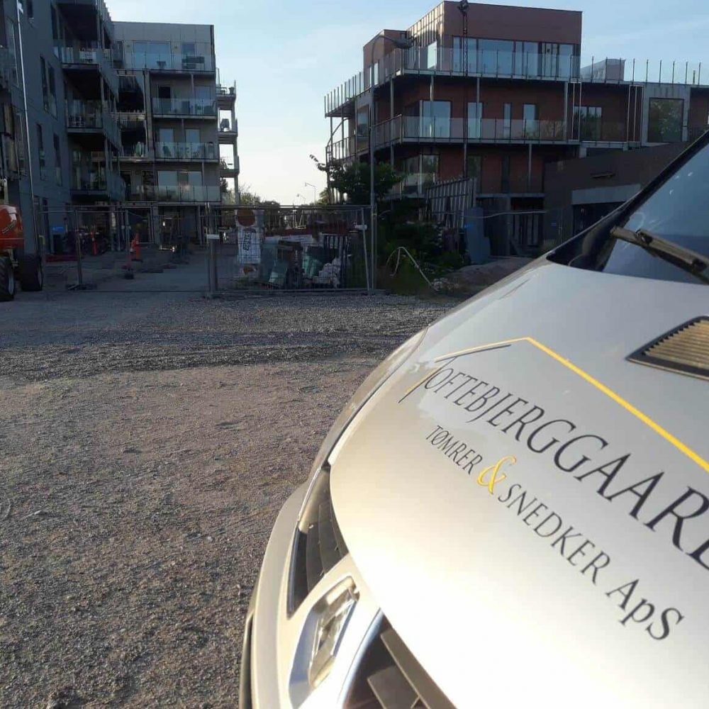 Tømrer fagentreprise Fyn